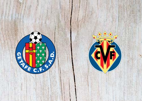 Getafe vs Villarreal - Highlights 18 May 2019