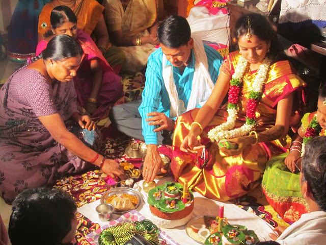 South Indian Engagement