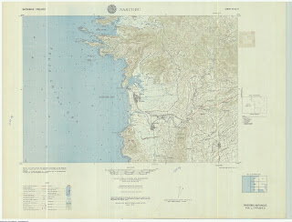Map of Nasugbu, Batangas. Source:  NLP Digital Collections.