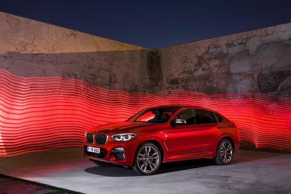 Η νέα BMW X4, το πρώτο Sports Activity Coupe της premium μεσαίας κατηγορίας, έρχεται!