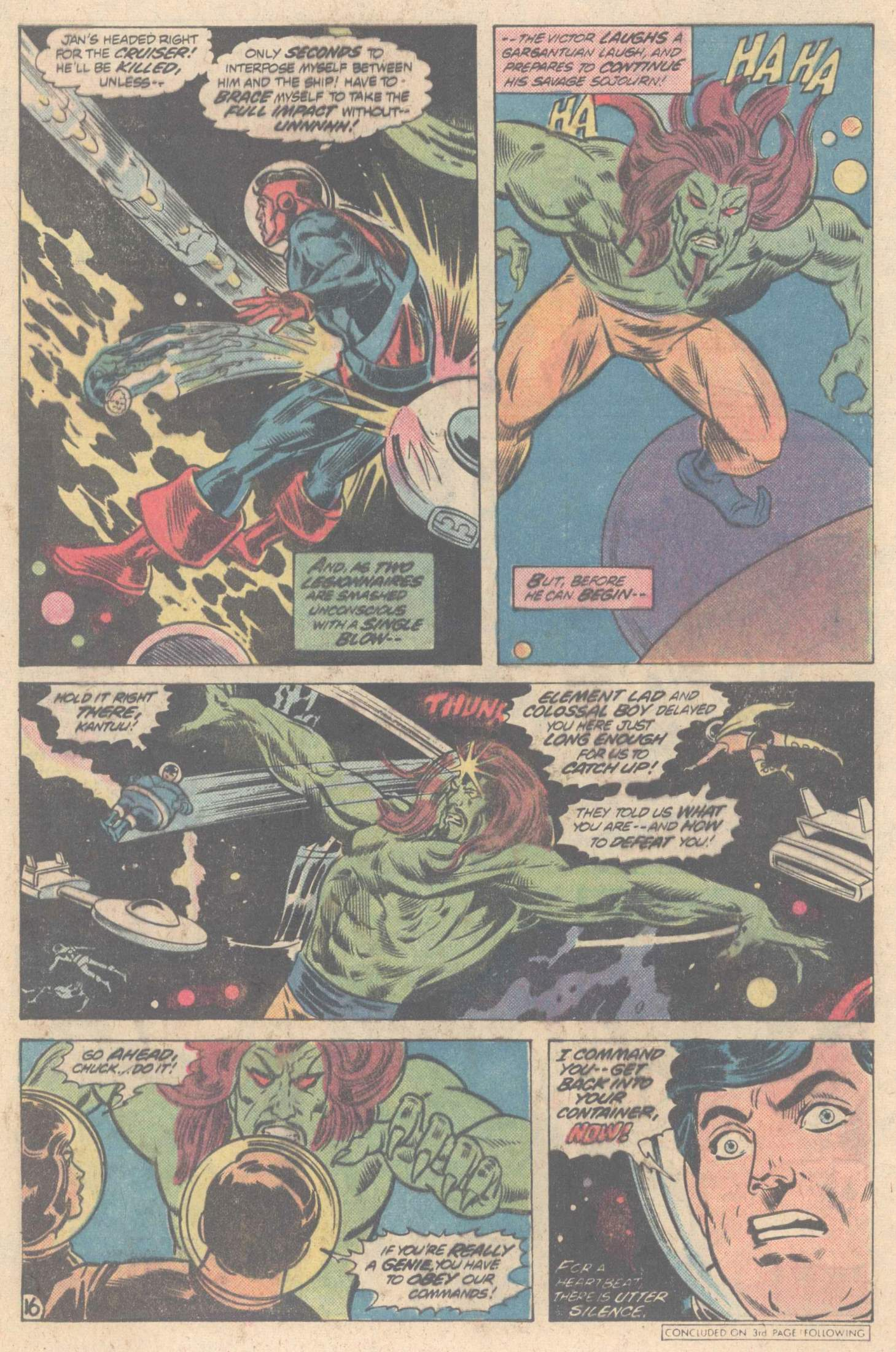 Legion of Super-Heroes (1980) 266 Page 26