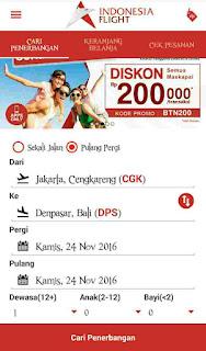 Beranda Indonesia Flight