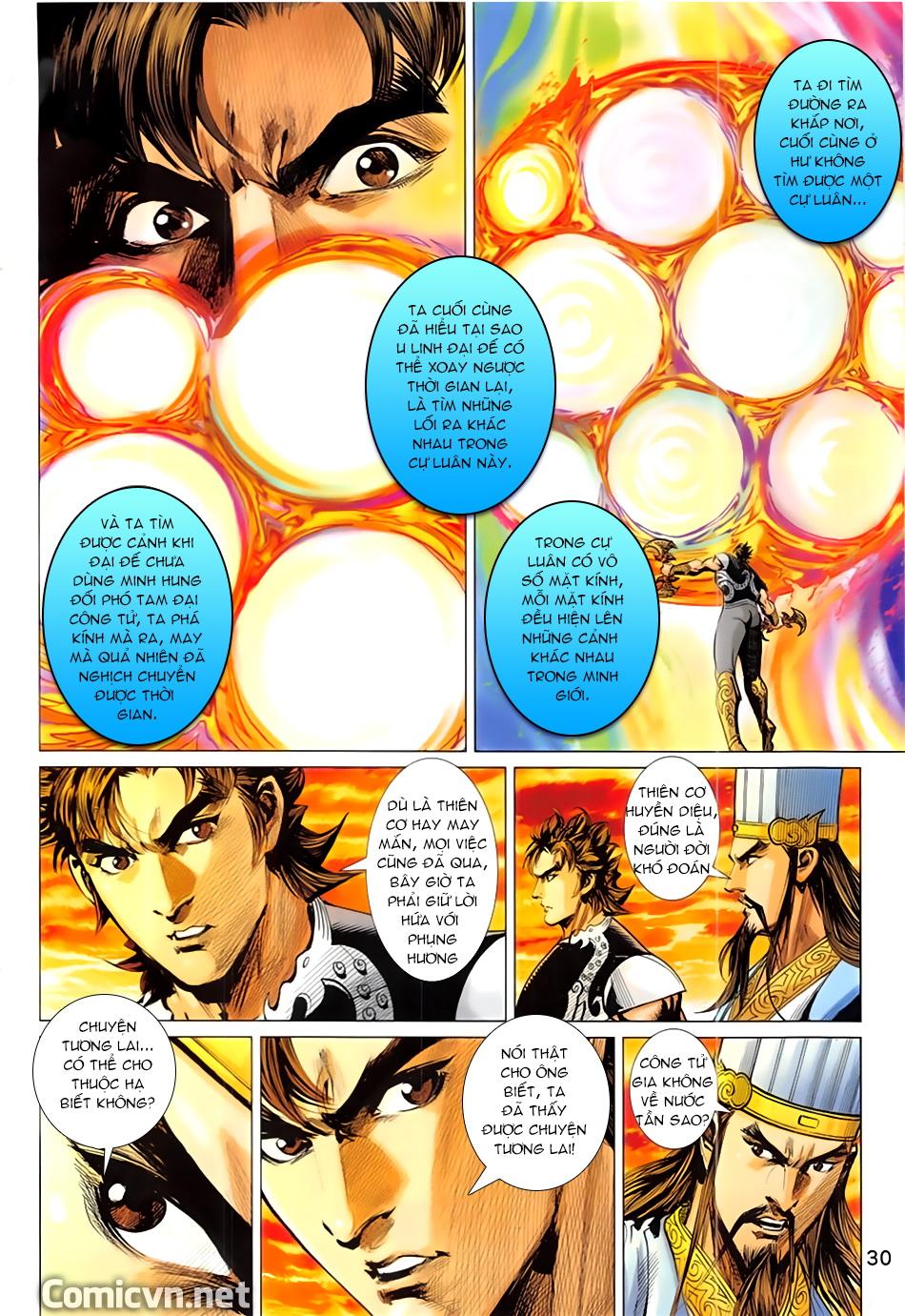 Xuân Thu Chiến Hùng Chap 344 page 29 Congtruyen24h