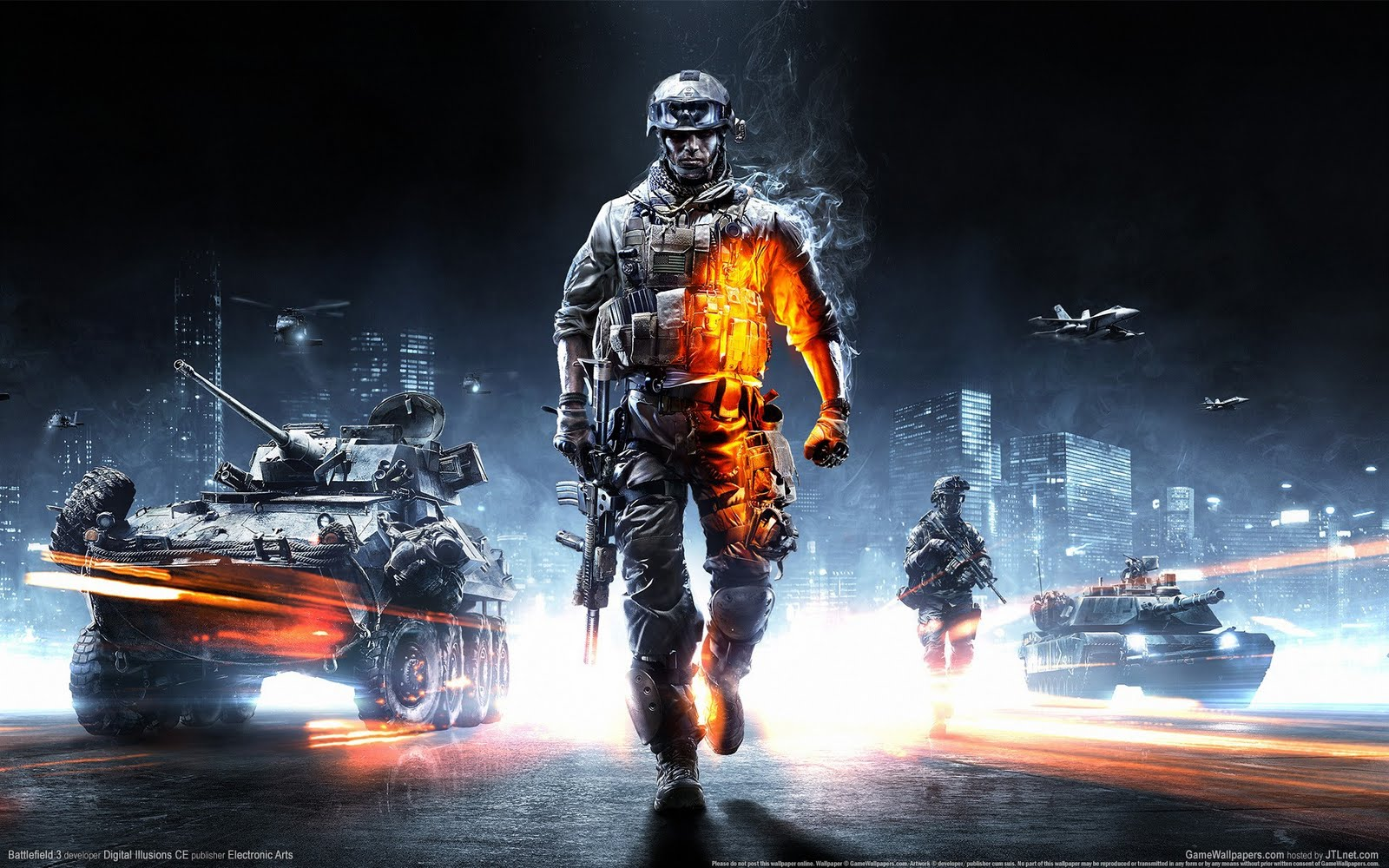 Battlefield 3 HD Wallpapers | Desktop Wallpapers