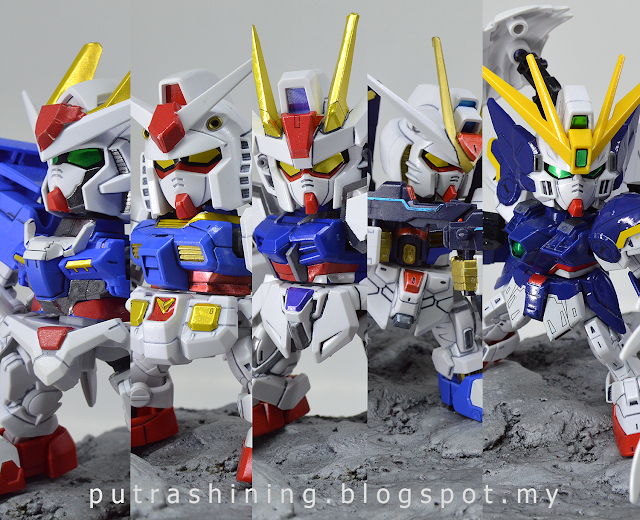 SD Ex-Standard & SDs Fever by Putra Shining