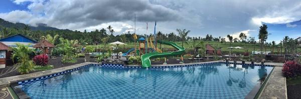 Alamandaoe Pool Waterpark Silangjana Buleleng