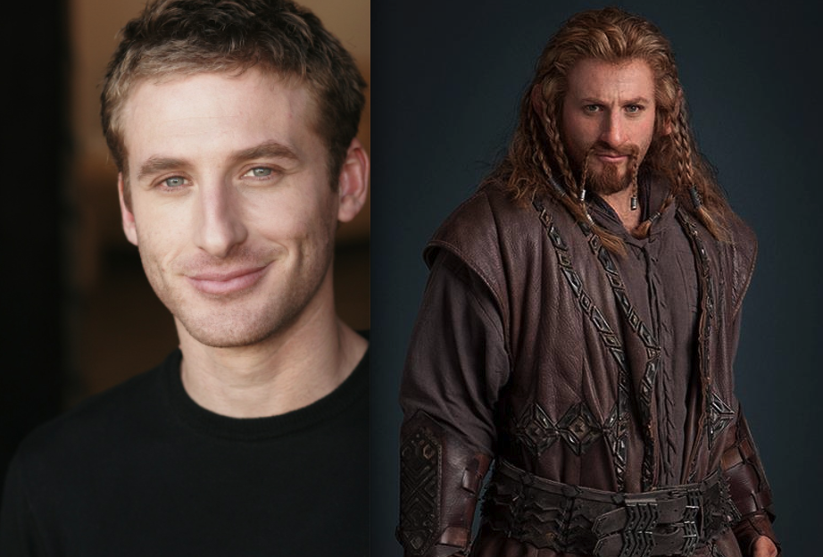"Dreamology: ""The Hobbit"": The Dwarf Cast (before and after ..."