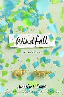 Windfall by Jennifer E. Smith book cover