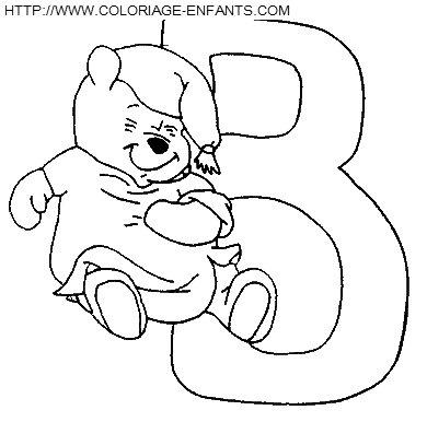 Letras Do Alfabeto Para Imprimir E Colorir Ursinho Pooh Como Fazer