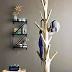 Tree branch used in the home decoration