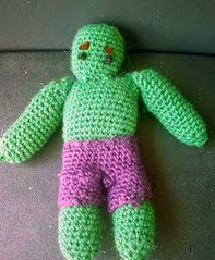 http://www.ravelry.com/patterns/library/the-hulk-amigurumi
