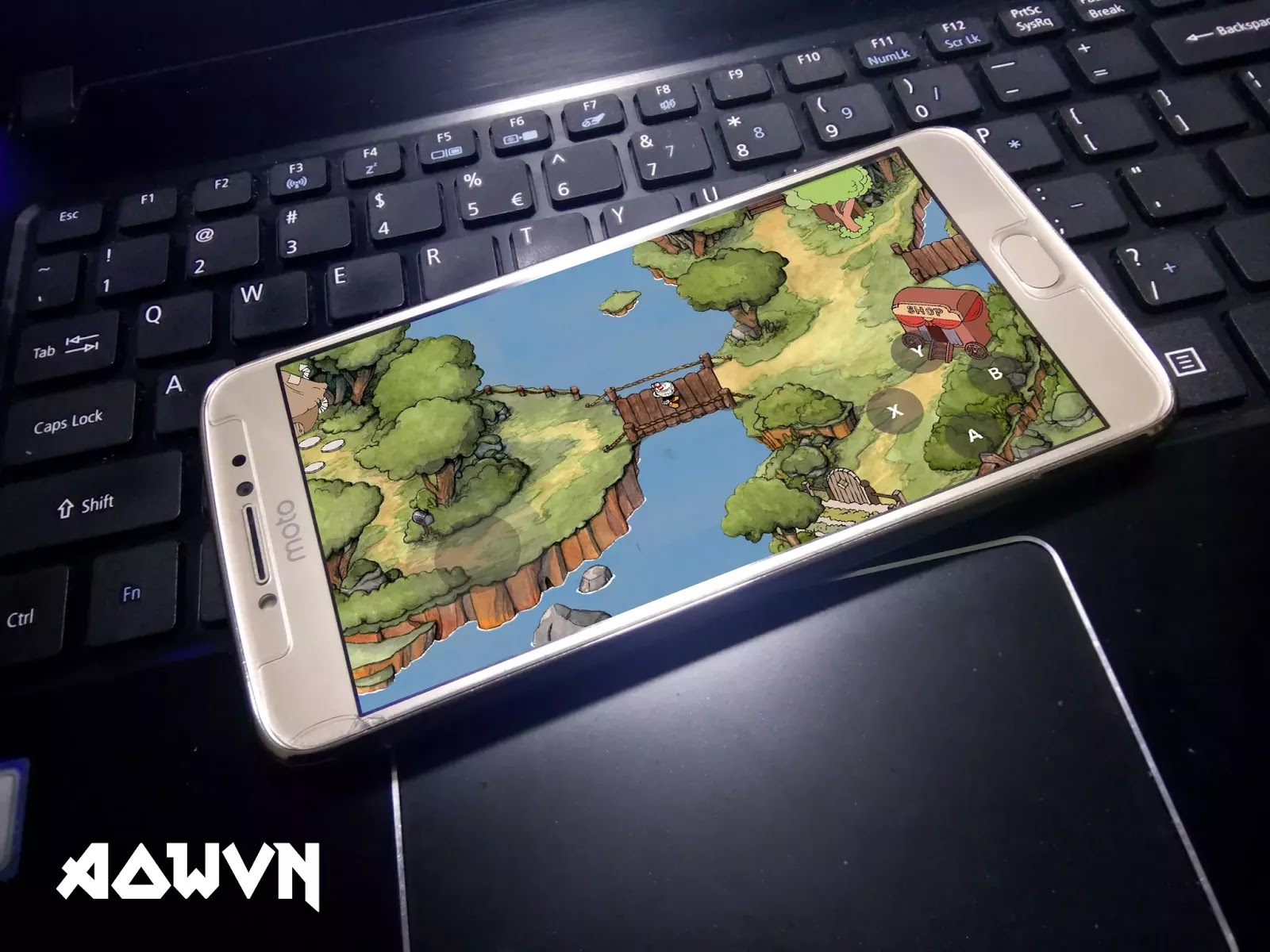 AowVN.org min - [ HOT ] Cuphead Mobile | Android - Game Cực Hay