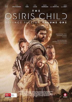 The Osiris Child 2016 DVD R2 PAL Spanish