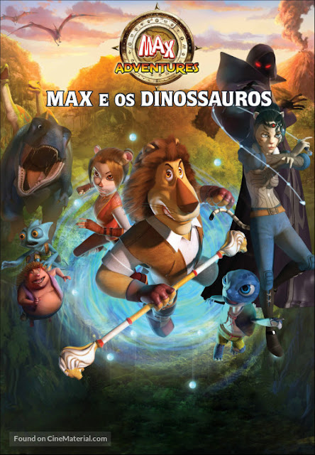Max Adventures: Dinoterra (2013) tainies online oipeirates