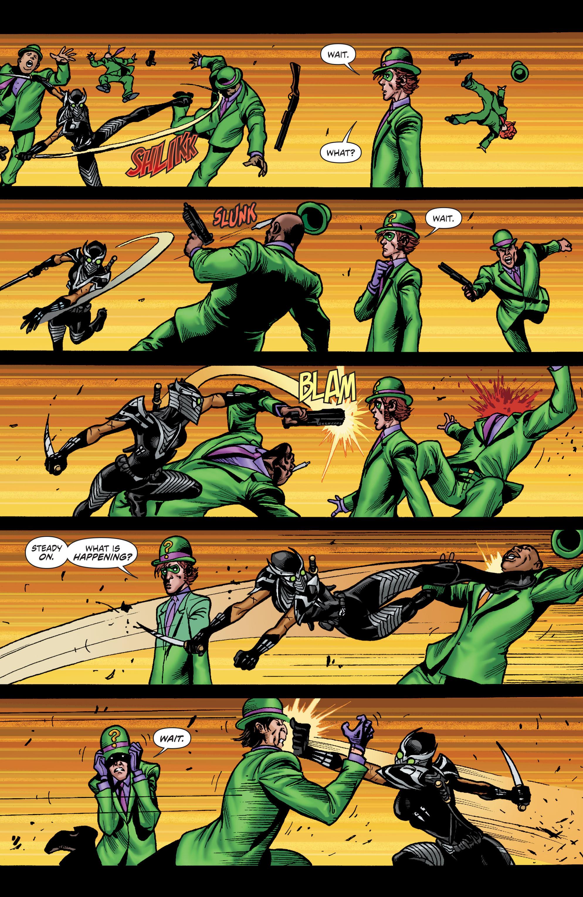 Read online Secret Six (2015) comic -  Issue #6 - 7