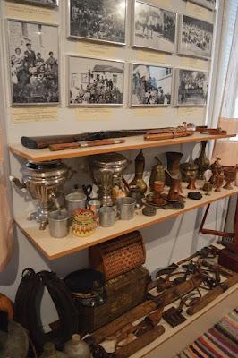 Εγκαινιάστηκαν την Κυριακή Λαογραφικό Μουσείο, Δανειστική Βιβλιοθήκη και Κοινοτική Πινακοθήκη