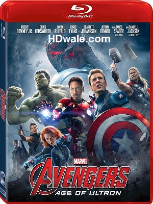 Avengers Age of Ultron full Movie (2015) 1080p BluRay