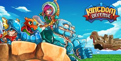Kingdom Defense Hero Legend TD – Premium Apk for Android (paid)