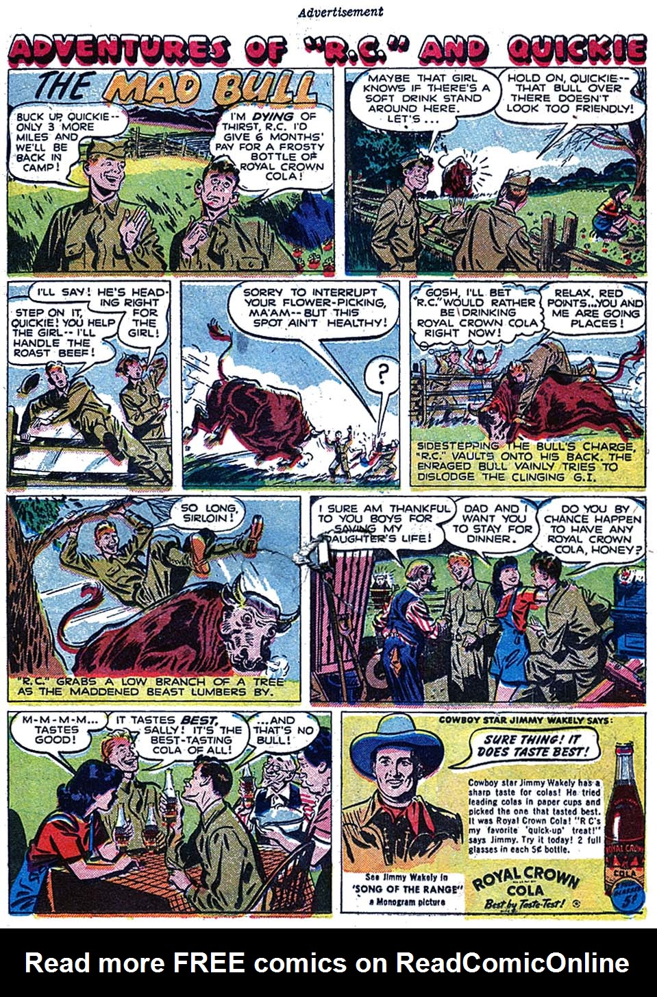 Read online All-American Comics (1939) comic -  Issue #68 - 23