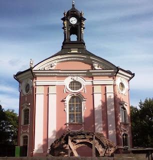 Wołczyn - kościół chrztu Stanisława Augusta Poniatowskiego