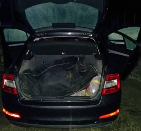 Ήγουμενίτσα: Συνελήφθησαν ύστερα από πολύωρη καταδίωξη 4 άτομα για μεταφορά μεγάλης ποσότητας ναρκωτικών
