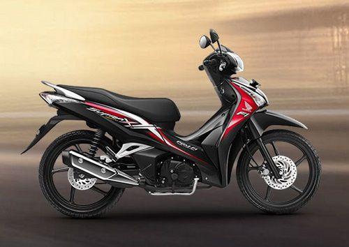 Spesifikasi Honda Supra X Helm In