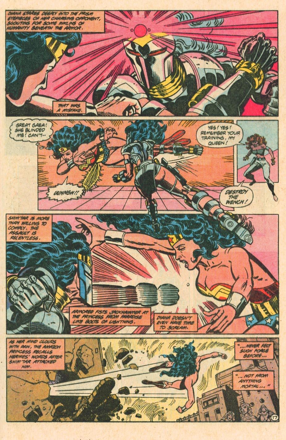Read online Wonder Woman (1987) comic -  Issue #34 - 18