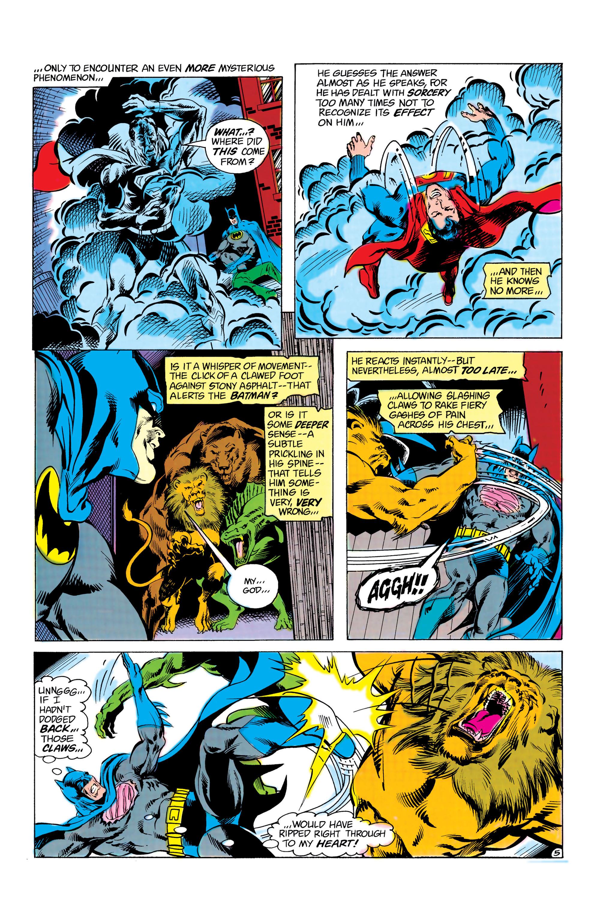 Read online World's Finest Comics comic -  Issue #285 - 6
