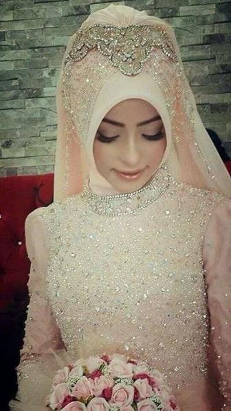 Model Kebaya Muslim Akad Nikah