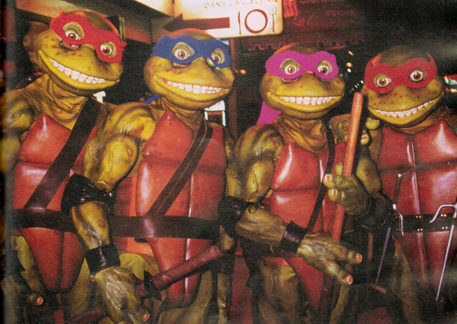 The Tmnt Multiverse Scans Behind The Creation Of Tmnt
