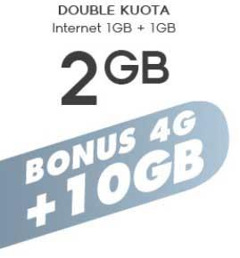 Bonus Kuota 10 GB 4G LTE Indosat Ooredoo