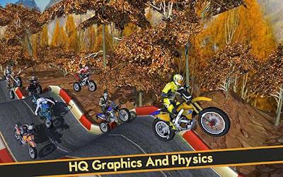 AEN Mad Hill Bike Trail World v1.3 Mod Apk (Money)