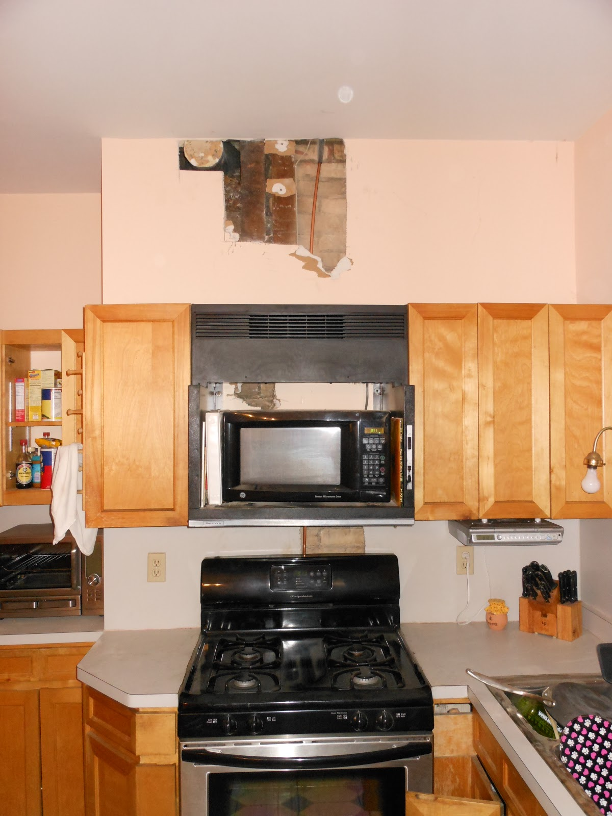 Fix Farrington: Fireplace Inserts