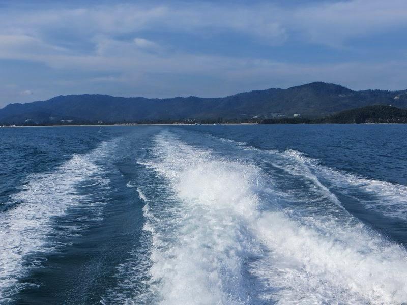 Море остров Самуи
