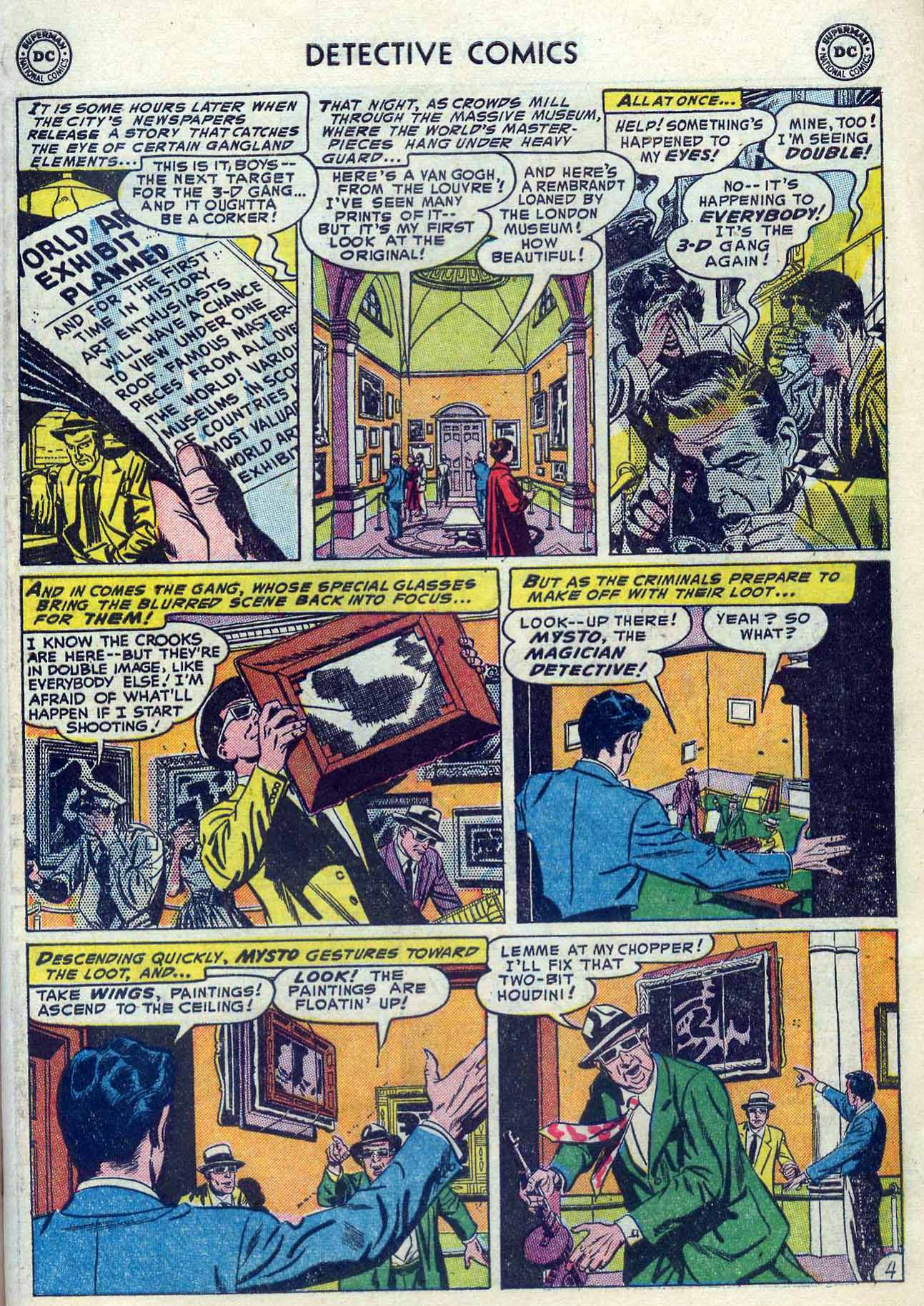 Read online Detective Comics (1937) comic -  Issue #204 - 37