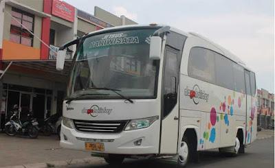 sewa bus medium 35 seat