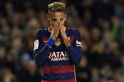 Manchester United  Sudah Tawar Neymar £ 145 juta