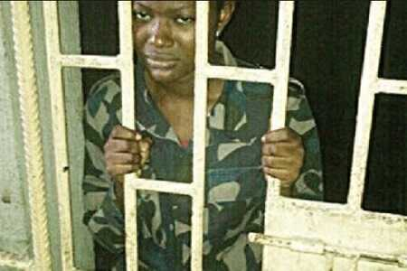 This Nigerian Air Force Personnel Was a Virgin When Her Own Superior Drugged and R*ped Her