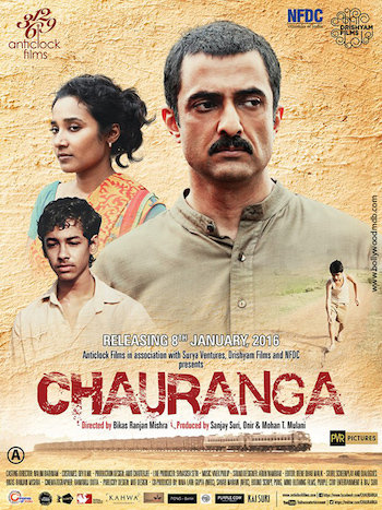 Chauranga Movie Hindi 480p WEBRip 300mb Download 2016