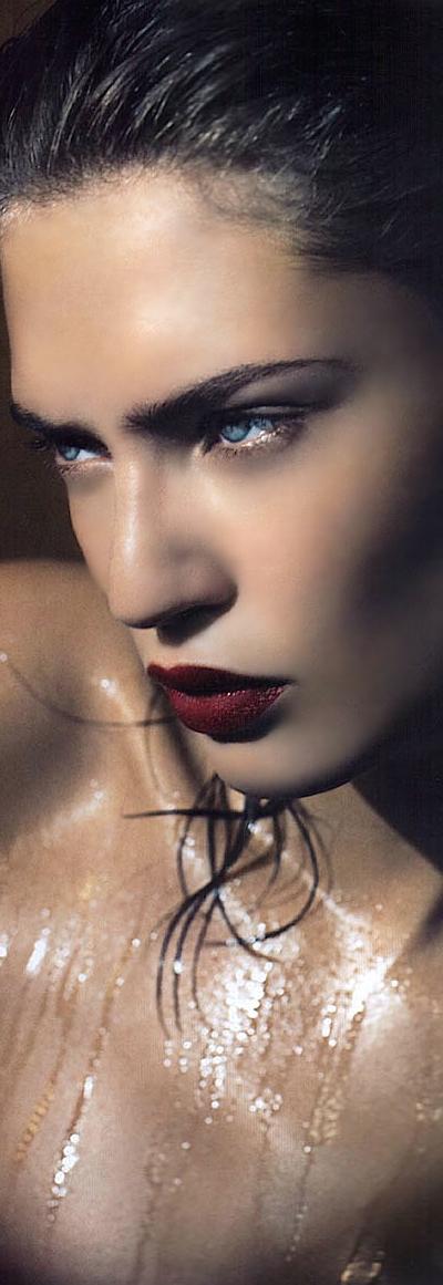Bianca Balti by Camilla Akrans for Numero#69