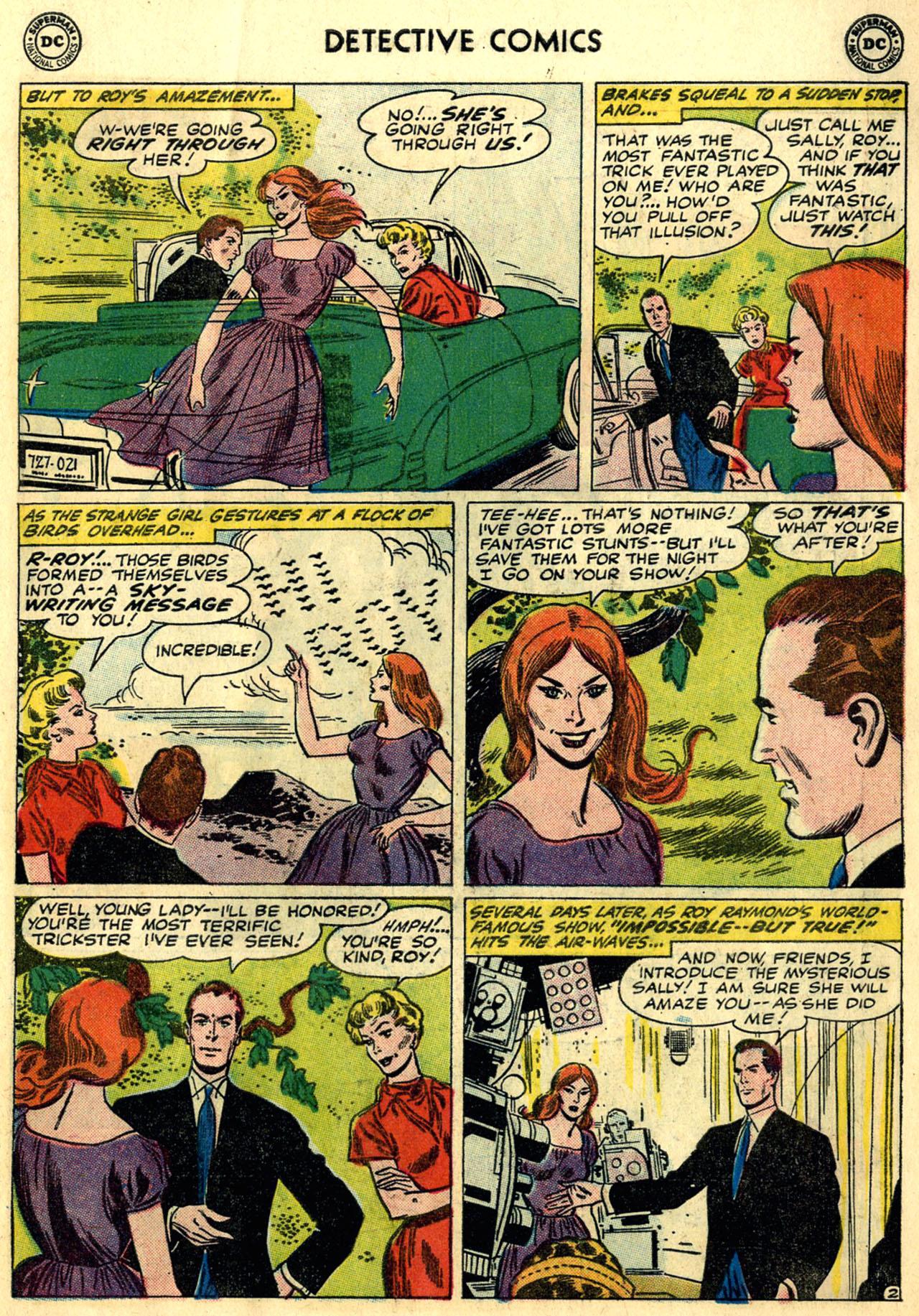 Detective Comics (1937) 281 Page 18