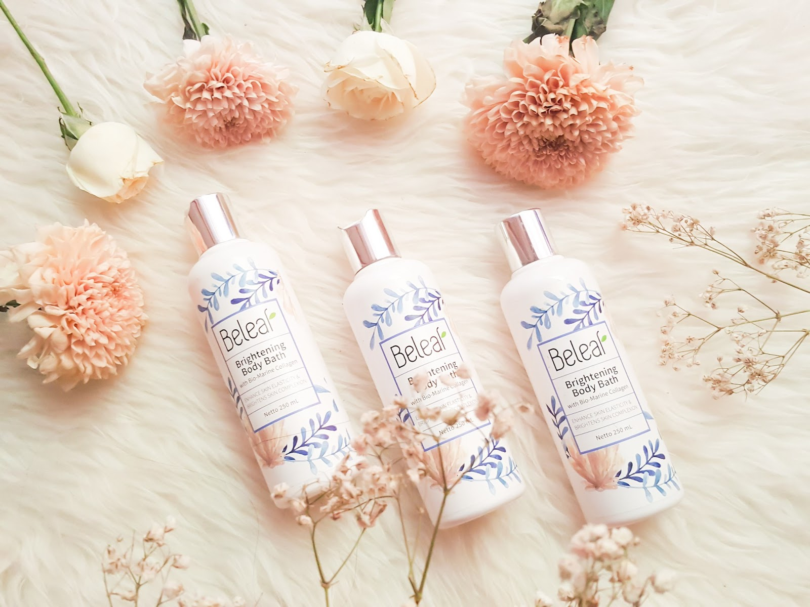 Nessyaarnelitha Beleaf Brightening Body Bath Review
