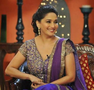 Indian Bollywood actress Madhuri Dixit Hd Wallpapers