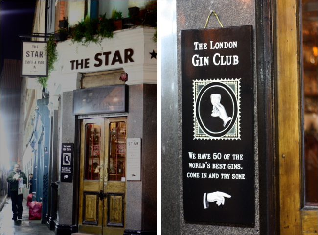 The London Gin Club : A Monkey & A Bathtub Please