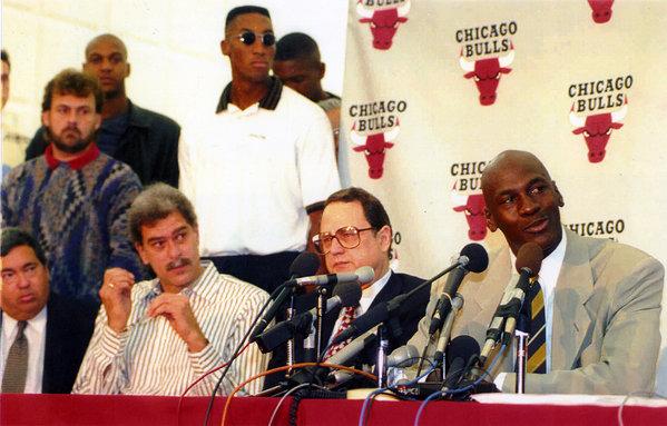 michael jordan retirement speech 1993