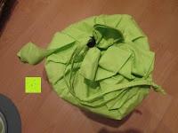 Kordel: Akupressur-Set »Jimuta« / Tasche + Matte + Kissen / Akupressur- und Massagematte zur effektiven Lockerung und Lösung von Verspannungen / in verschiedenen fröhlichen Farben erhältlich.