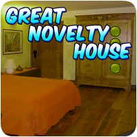 AvmGames Great Novelty House Escape