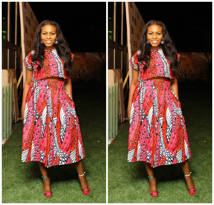 Latest Ankara Pleated skirt styles (4)