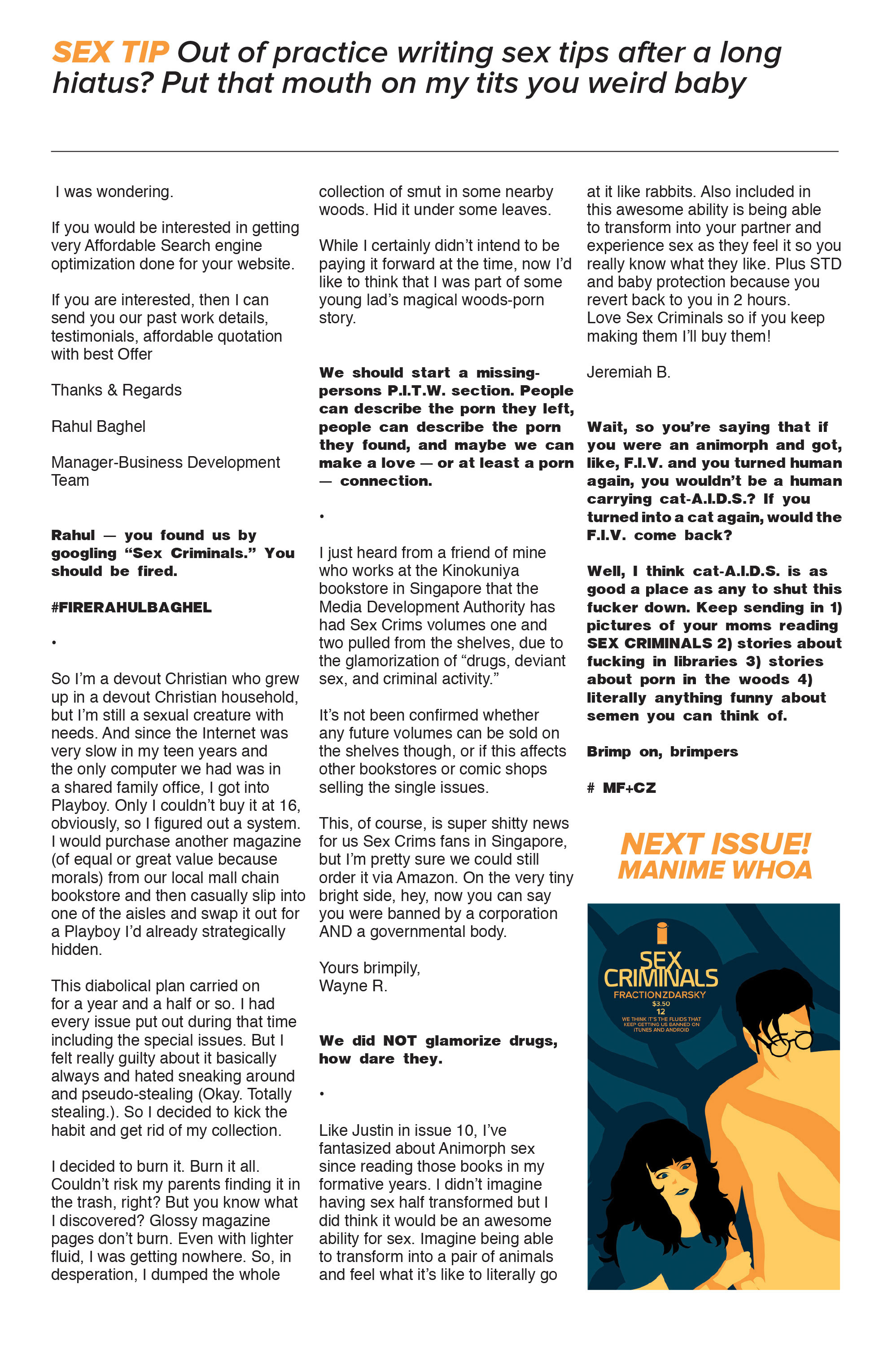 Read online Sex Criminals comic -  Issue #11 - 30