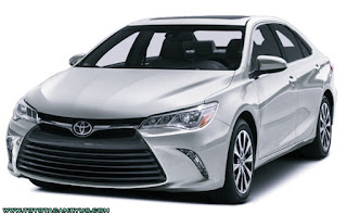 2017 Toyota Camry XLE Review